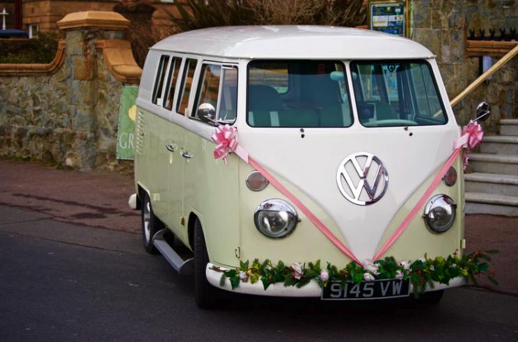 VW Wedding Car Hire